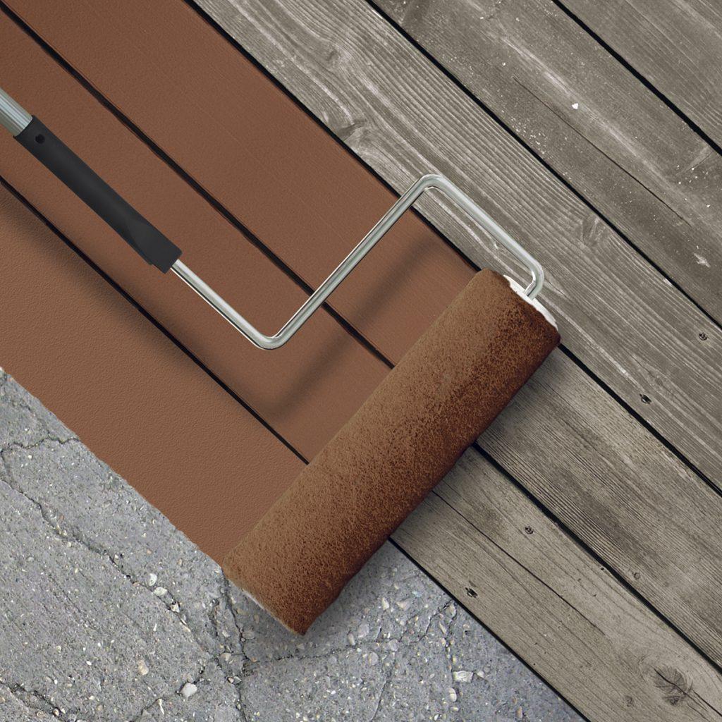 Best Decking Paint For Worn Decking