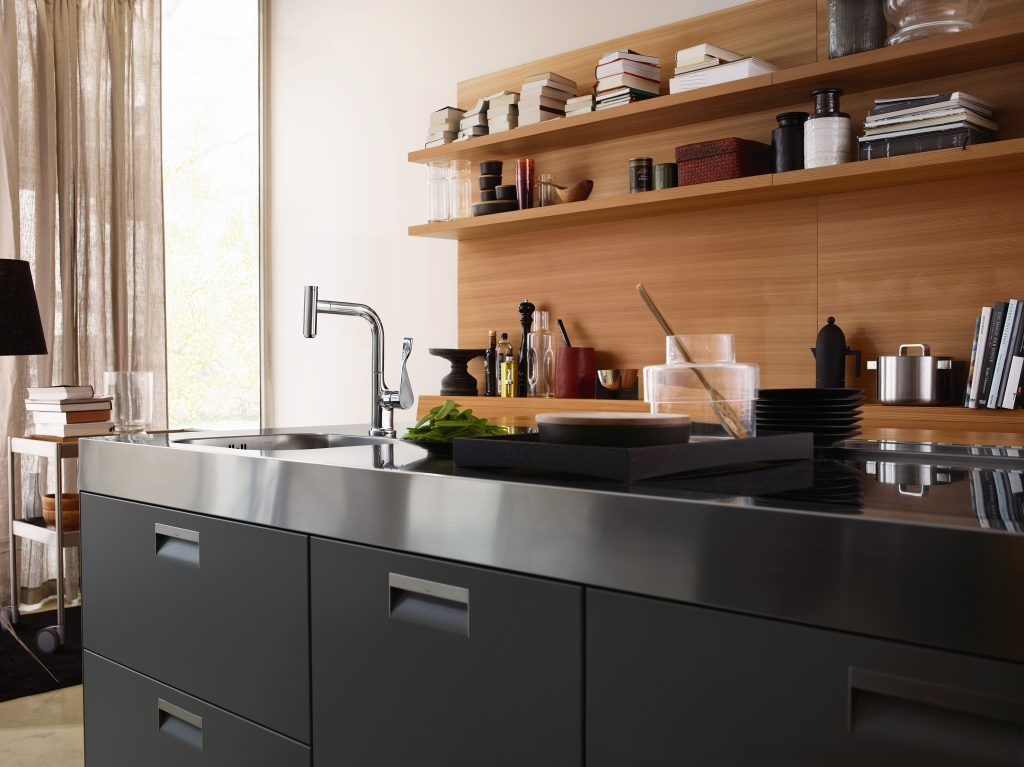 Axor Citterio Select Kitchen Faucet | For Residential Pros
