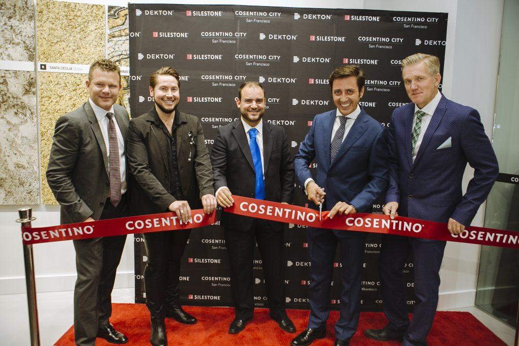 Cosentino Opens Sf City Center Kitchen Bath Design