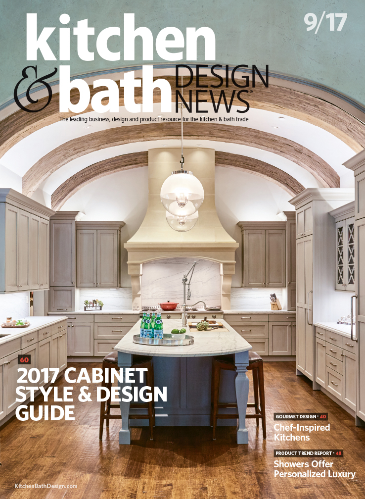 kitchen bath and design. September 2017  Kitchen Bath Design