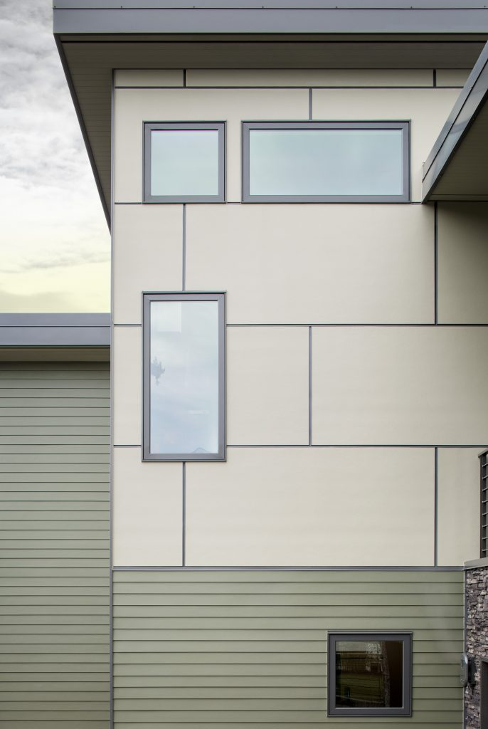 Fiber cement siding collection debuts four profiles for Fiber cement shiplap siding