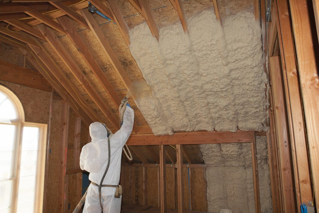 Trends sealing knowledge of spray foam insulation solutioingenieria Gallery