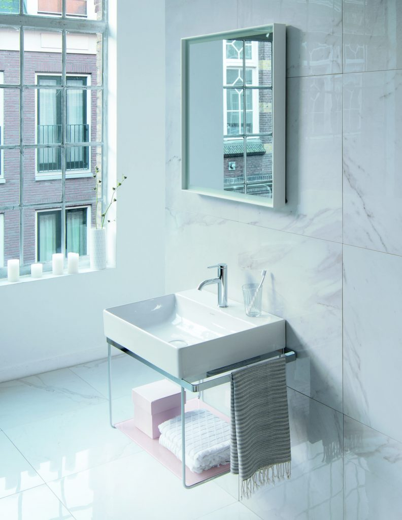 Height-Adjustable Wash Basin | For Residential Pros