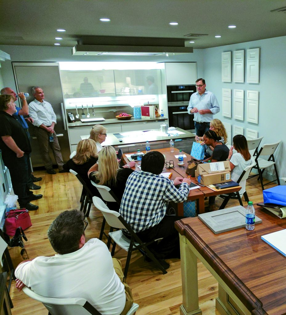 Christiana Cabinetry Sponsors Training