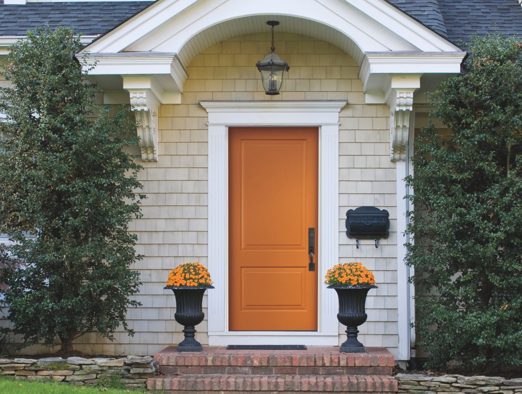 Collection Adds Color To The Front Door For Residential Pros
