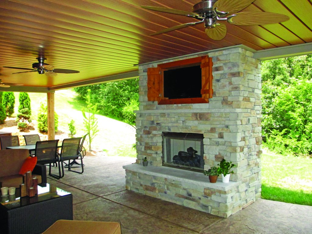 qr outdoors look to the lower level qualified remodeler