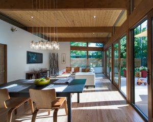 Mid Century Goes Modern Residential Design