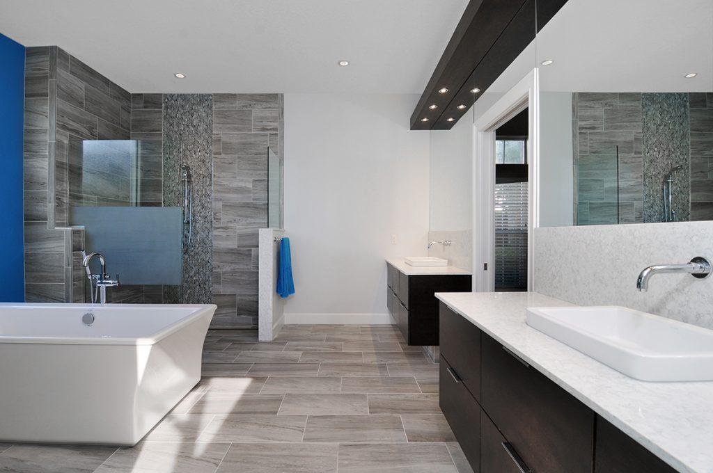 Superior Su0026W Kitchens 2017 Master Design Awards Bathroom $50k $75k