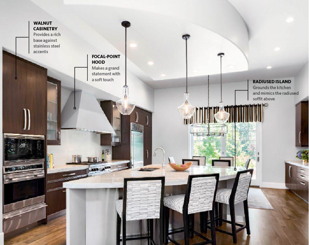 Kitchen Design Strikes a Better Balance | Kitchen & Bath Design News