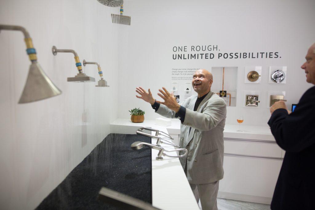 Brizo/Delta Reveals Newly Renovated LuxeHome Showroom   Kitchen ...