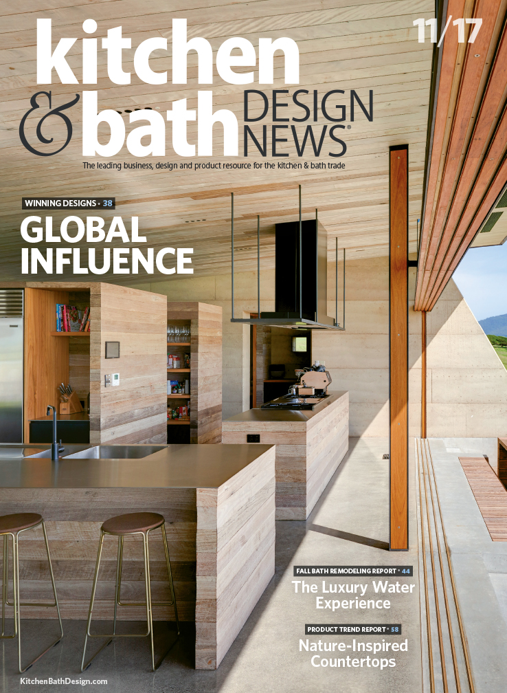 november 2017 - Kitchen Remodeling Magazine