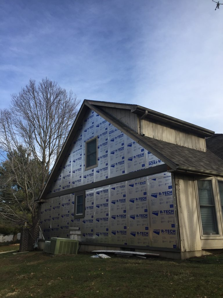 GPS insulation suits range of wall applications | Remodeling ...