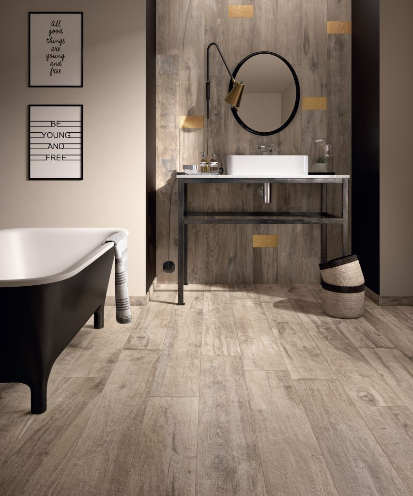 Wood look porcelain tile in five colors qualified remodeler wood look porcelain tile in five colors dailygadgetfo Gallery