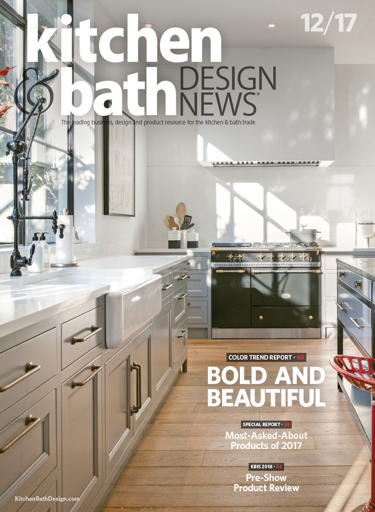kitchen bath and design. December 2017  Kitchen Bath Design