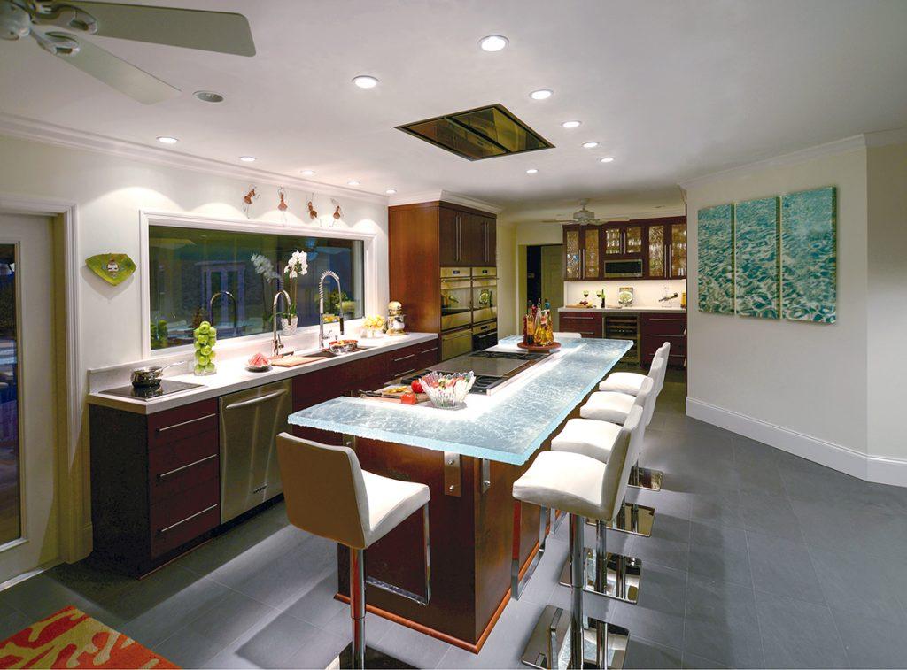 Designer Remodels Her Business Kitchen Bath Design News