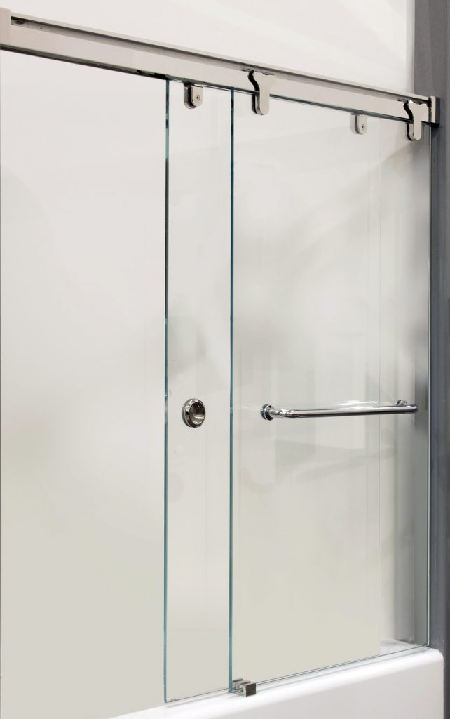 Contempo Shower Door System | For Residential Pro