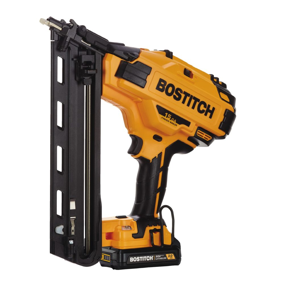Nailer line goes cordless   For Residential Pro