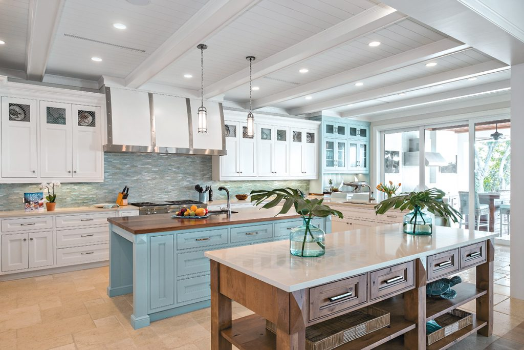 Color Makes A Kitchen Design Stand Out, As Seen In This Award Winning  Kitchen Designed By Cammi Werling. SHOW CAPTION HIDE CAPTION