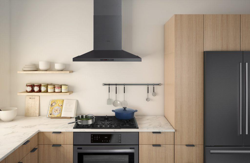 Black Stainless Steel Appliances | For Residential Pros