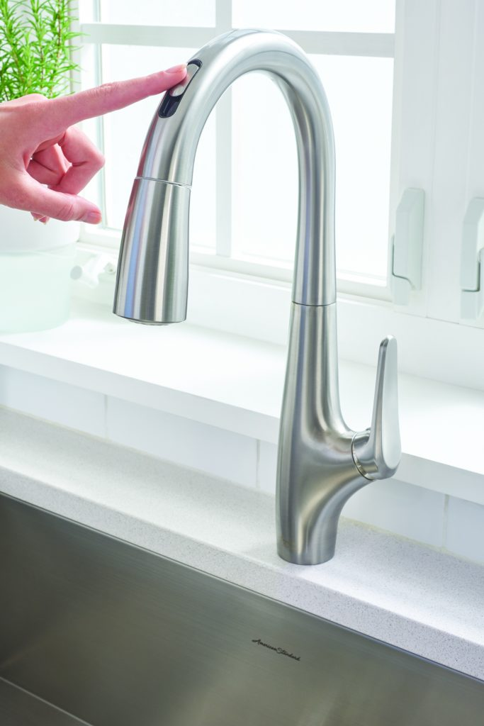 Avery Hands Free Kitchen Faucet For Residential Pros