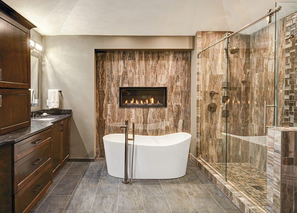 Spa-Style Bath Trends | Kitchen & Bath Design News