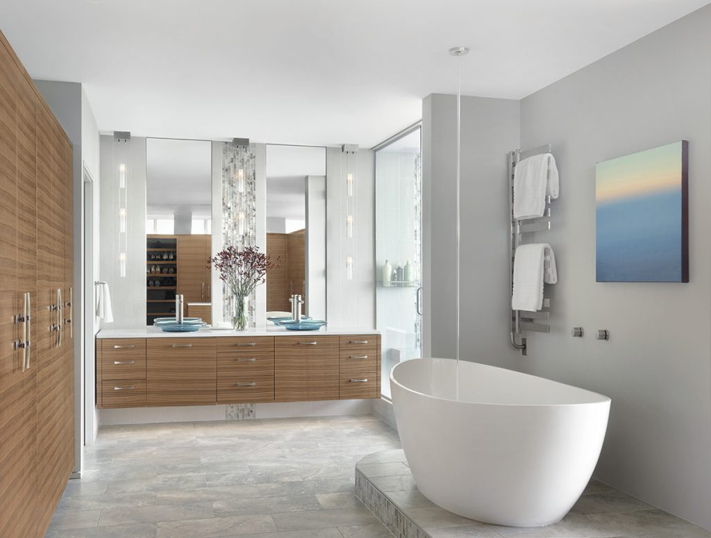 Spa-Style Bath Trends | Kitchen & Bath Design News