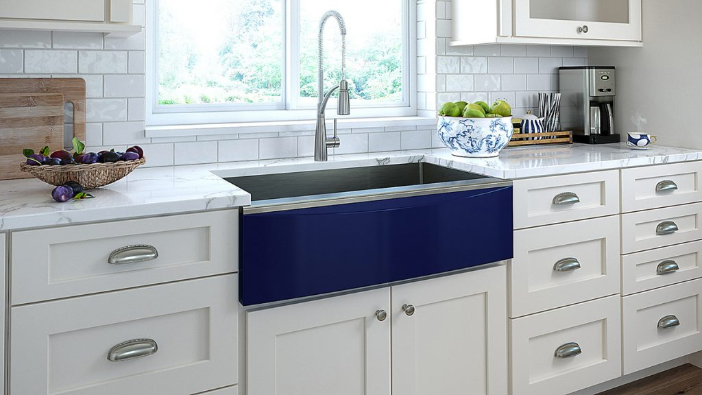 Stainless Steel Farmhouse Sink