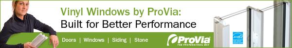 ProVia Vinyl Window 600x100 QR Mar 2018