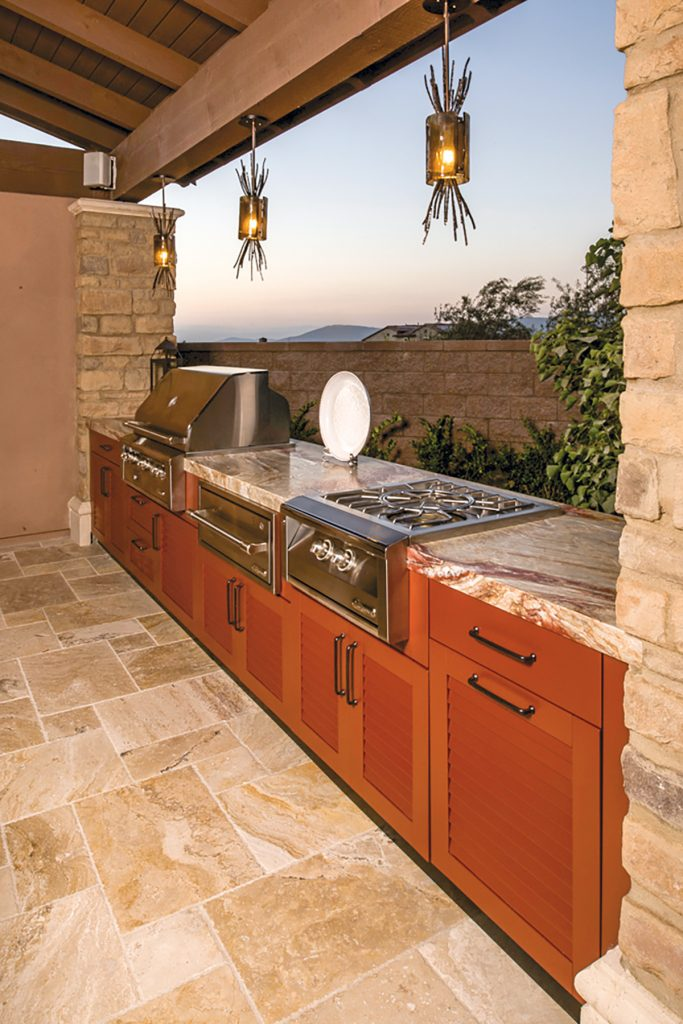 Outdoor Delights | Kitchen & Bath Design News