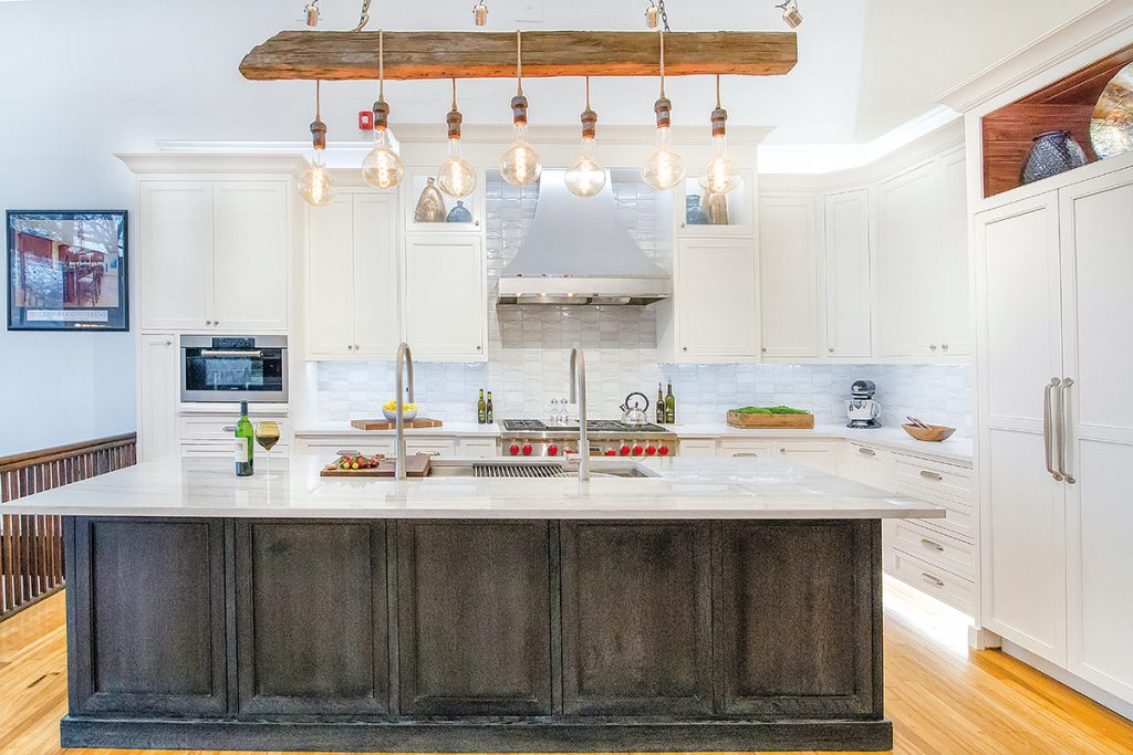 The Kitchen Displays In The Greenbrook Design Showroom Represent A Variety  Of Cabinetry Options And Product Lines Designed To Help Educate Clients.