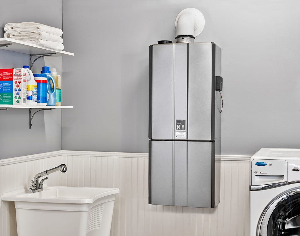Tankless Water Heaters Seamless Evolution Remodeling