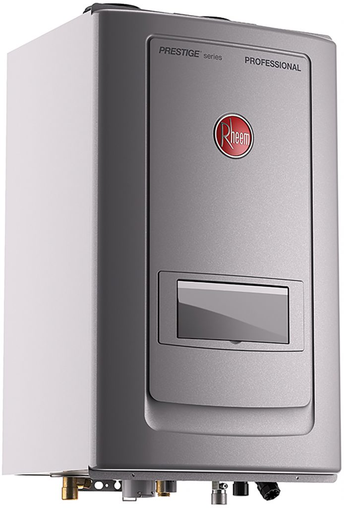 tankless water heaters: seamless evolution | remodeling industry