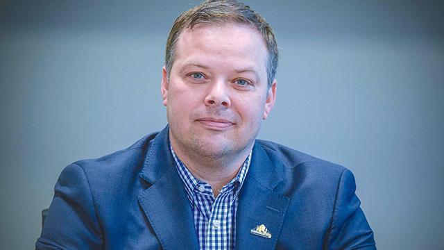 Top 500 Profile: A New Look. Patrick Fingles, CEO, Nu Look Home Design
