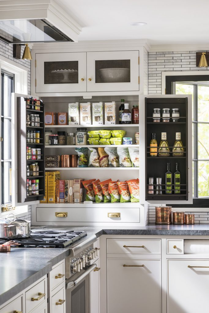 Sarah Robertson Recently Remodeled Her Own Kitchen In Her 1920s  Craftsman Style Home. She Paid Particular Attention To Classic Materials  And Thoughtful ...