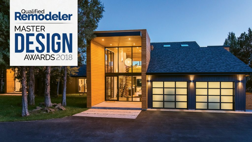 2018 Gold Winner for Whole House More