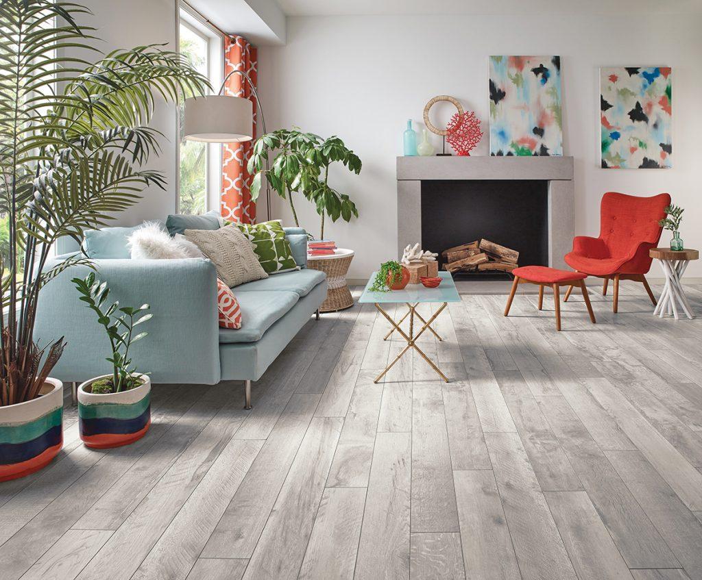 Flooring Trends: Alternative Application