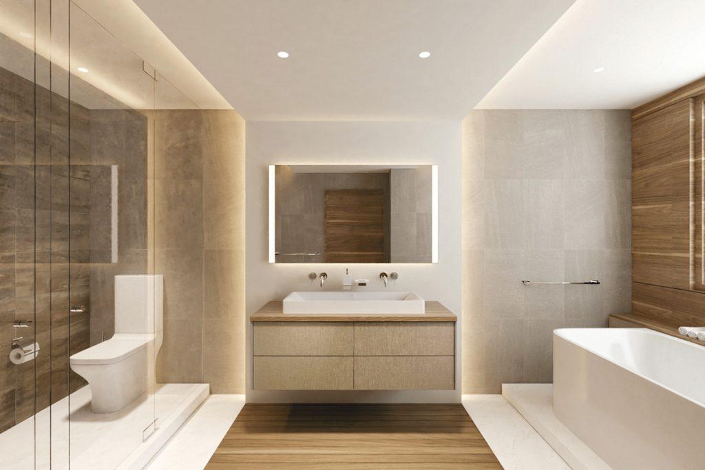 Bath Designs Deliver Modern Touches Kitchen Bath Design News