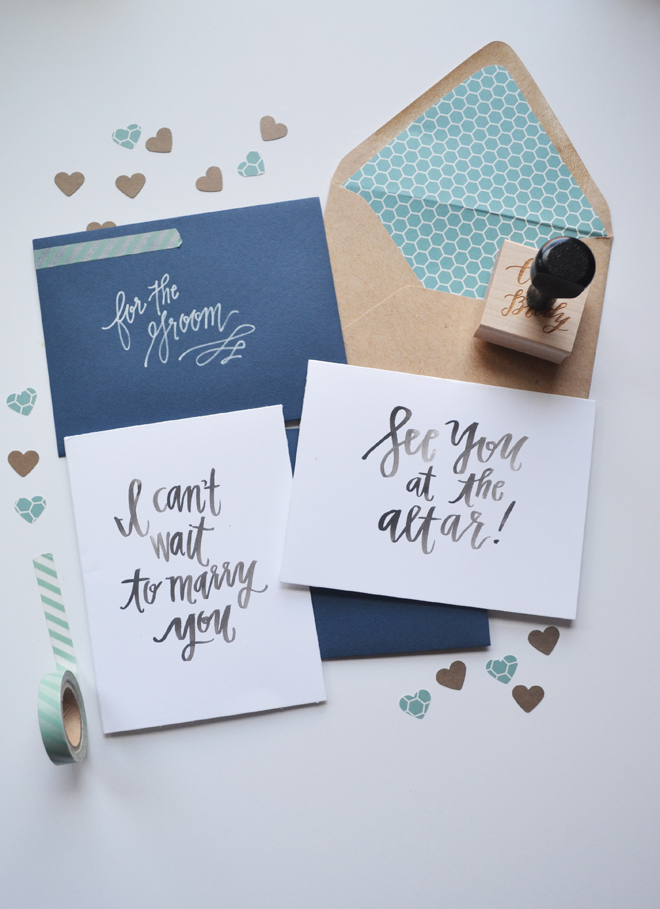 """Free """"wedding day card"""" download and print files from Magnolia Letter ..."""