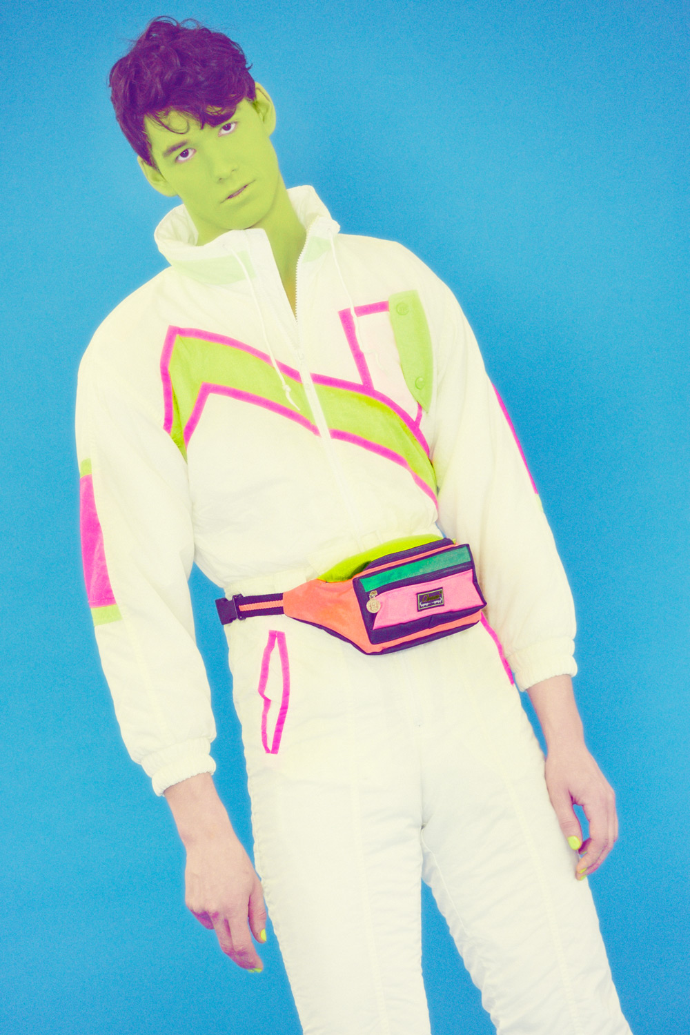 Daniel Ehrenworth Gets All Neon