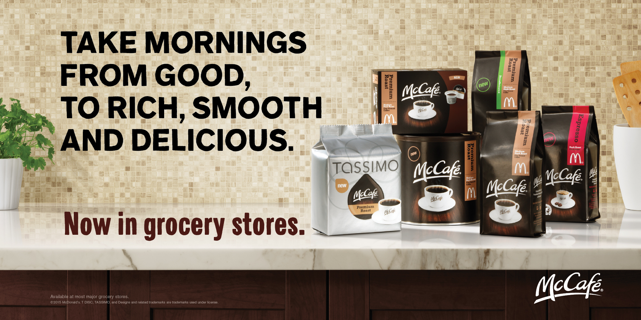 Coffee Anyone? Peter Schafrick shoots the latest Outdoor Campaign for McCafé