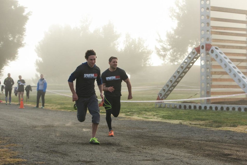 Spartan Spain Obstacle Course Races Become An Sgx Coach