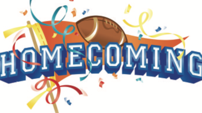 Image result for homecoming week clipart