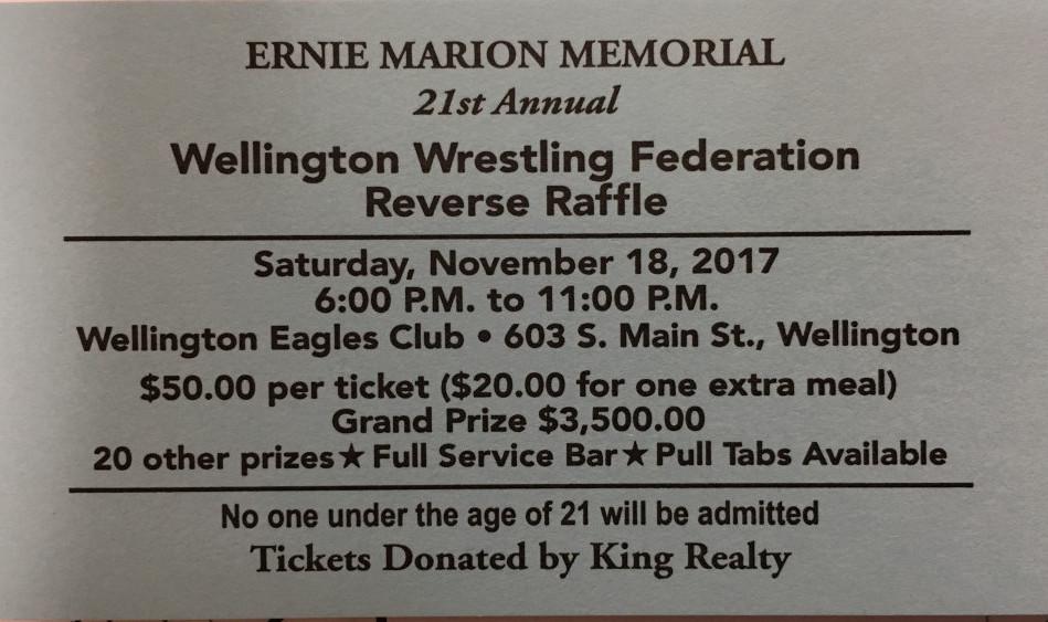 wellington wrestling club