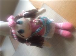 Lynne F. verified customer review of Rose Fairy Doll by Patons