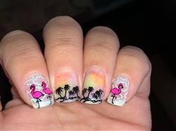 Dephna M. verified customer review of Hangloose Nail Art Manicure Stamping Plate - BM-S408, Summer's Bounty