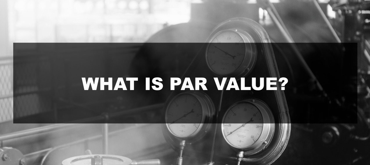 what is par value