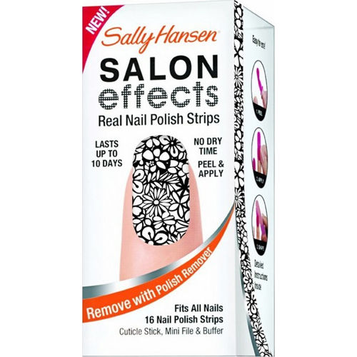 Uñas esculpidas Salon Effects Cut It Out, Sally Hansen