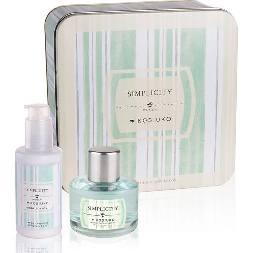 Lata Kosiuko Simplicity EDT + Body Lotion