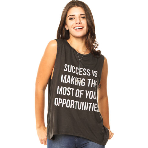 Musculosa Gris Koxis Success Koxis