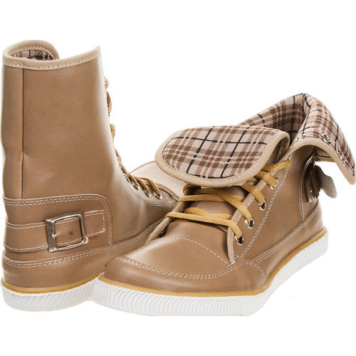 Zapatilla Beige Miss Rock Esme Miss Rock